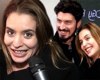 Daniela Fazzolari, incinta e felicissima