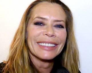 Barbara De Rossi pronta per 'Notti sul ghiaccio'