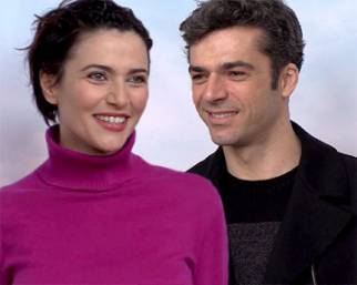 Luca Argentero e Anna Foglietta per 'Noi e la Giulia'