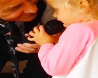 Mia Facchinetti, una futura showgirl con i fiocchi