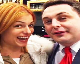Sara Tommasi annuncia: 'Mi sposo a Las Vegas'