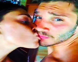 Belen Rodriguez e Stefano De Martino, Maldive mon amour