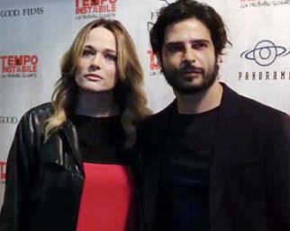 Laura Chiatti e Marco Bocci, prima uscita mondana dopo la nascita di Enea
