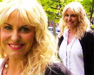 Antonella Clerici non si sposa e sfida di nuovo la De Filippi