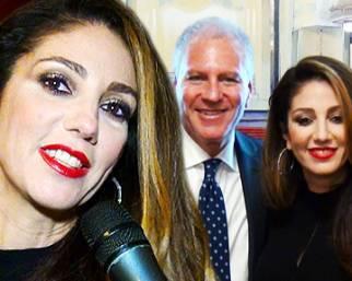 Fanny Cadeo, mamma felice con Carol e il compagno Stefano