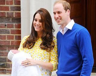 Nascita di Charlotte Elizabeth Diana: Gossip.it a Londra