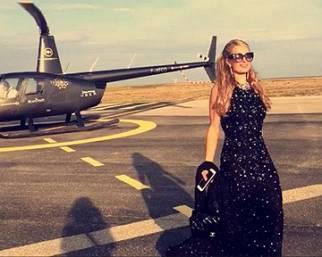 Paris Hilton, da Cannes a Monaco con Pietro Tavallini