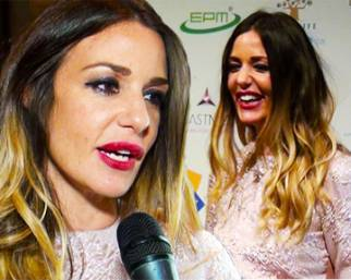 Alessia Fabiani: 'Con i miei figli parlo anche in inglese!'