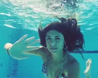 Linda Morselli, un video-selfie per la bella di Valentino Rossi