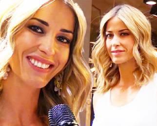 Elena Santarelli: 'Nessuna rivalit� con Belen Rodriguez, anzi!'