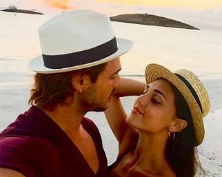 Cecilia Rodriguez, a Ibiza sempre con Francesco Monte