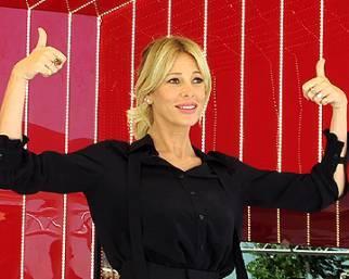 Alessia Marcuzzi è pronta per il GF