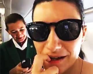 Laura Pausini, Roma-Miami sempre con Paola e i suoi