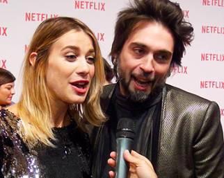 Clizia Incorvaia e Francesco Sarcina: 'Nostra figlia Nina è un essere divino'