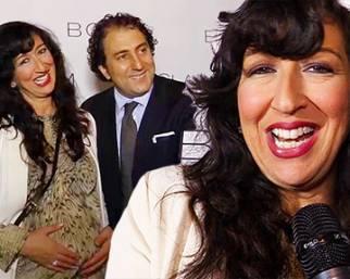 Emanuela Aureli: 'La gravidanza mi ha dato tanta forza'