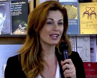Vanessa Incontrada presenta il suo primo romanzo