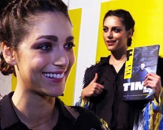 Miriam Leone premiata come attrice rivelazione dell'anno