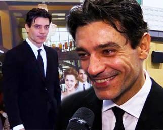Giuseppe Zeno, momento felice in tv e nel privato