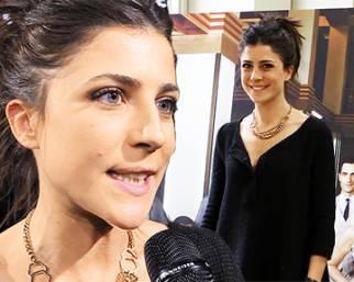 Francesca Valtorta: 'Il mio fidanzato non � un attore, ma mi sostiene'