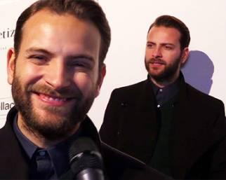Alessandro Borghi: 'Porto la barba da sempre, da quando non era una moda'