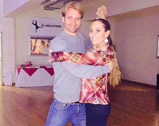 Massimiliano Rosolino, un nuovo ballerino ad Amici 15...