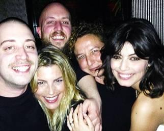 Alessandra Mastronardi, festa grande per i 30 con Liam