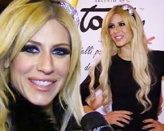 Paola Caruso: 'Sto aspettando l'uomo della mia vita'