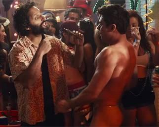 Robert De Niro e Zac Efron in 'Nonno scatenato'