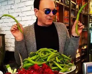 Cristiano Malgioglio, barista per caso