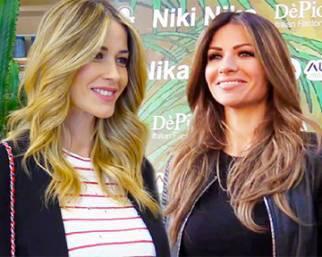 Parterre di famosi per l'inaugurazione Niki Nika