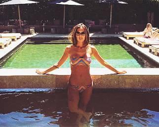 Alessia Reato bellissima a St. Tropez
