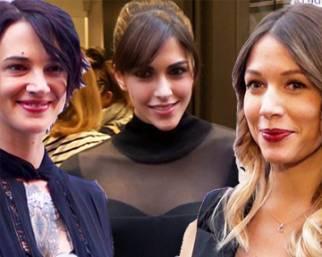 Felberbaum, Roc�o, Argento: tris di bellezze per Bernard Delettrez
