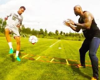 Kevin Prince Boateng, allenamenti a non finire