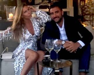Guenda Canessa e Pietro Aradori, amore pazzo ad Ibiza