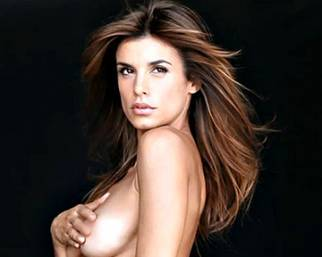 Elisabetta Canalis nuda per PETA