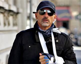 Eros Ramazzotti dopo l'intervento: ''Tornerò presto''