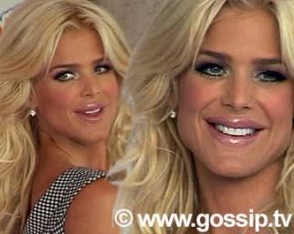 Victoria Silvstedt, playmate a tutto sesso