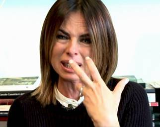 Paola Perego distrutta: 'Sono spaventata'