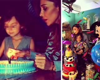 Una festa speciale per i quattro anni di Santiago