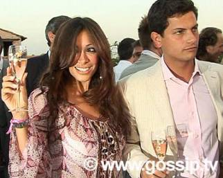 Sara Varone, champagne e moda