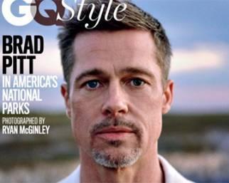 Brad Pitt parla del divorzio e ammette di essere alcolista