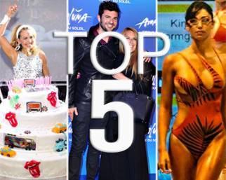 Michelle, Belen e Del Santo: le notizia più lette della settimana