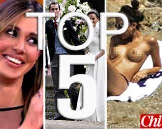 Belen, Catania e Pippa: le notizie più lette della settimana