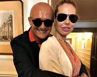 Ilary Blasi e Alfonso Signorini pronti per il GFVip2