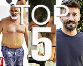 Biaggi, De Martino e Briatore: le notizie più lette