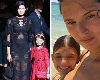 Matilde, la figlia di Bianca Balti diventa modella