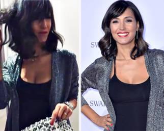 Caterina Balivo, nuovo look per il ritorno in tv
