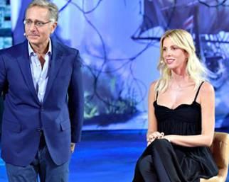 Alessia Marcuzzi: ''L'Isola tornerà a gennaio''
