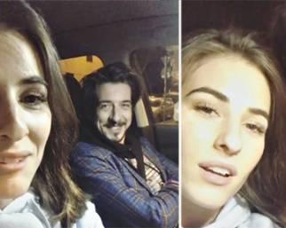 Diana Del Bufalo e Paolo Ruffini: 'Siamo fidanzati'