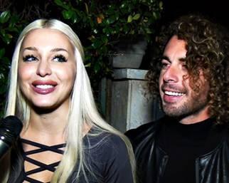 Asia Nuccetelli: ''Con Gianfranco faccio sul serio''